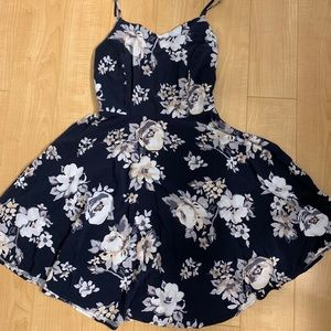 Old navy fit and flare cami dress